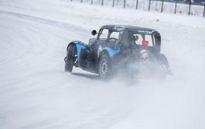 Новогодний корпоратив на ADM Raceway!
