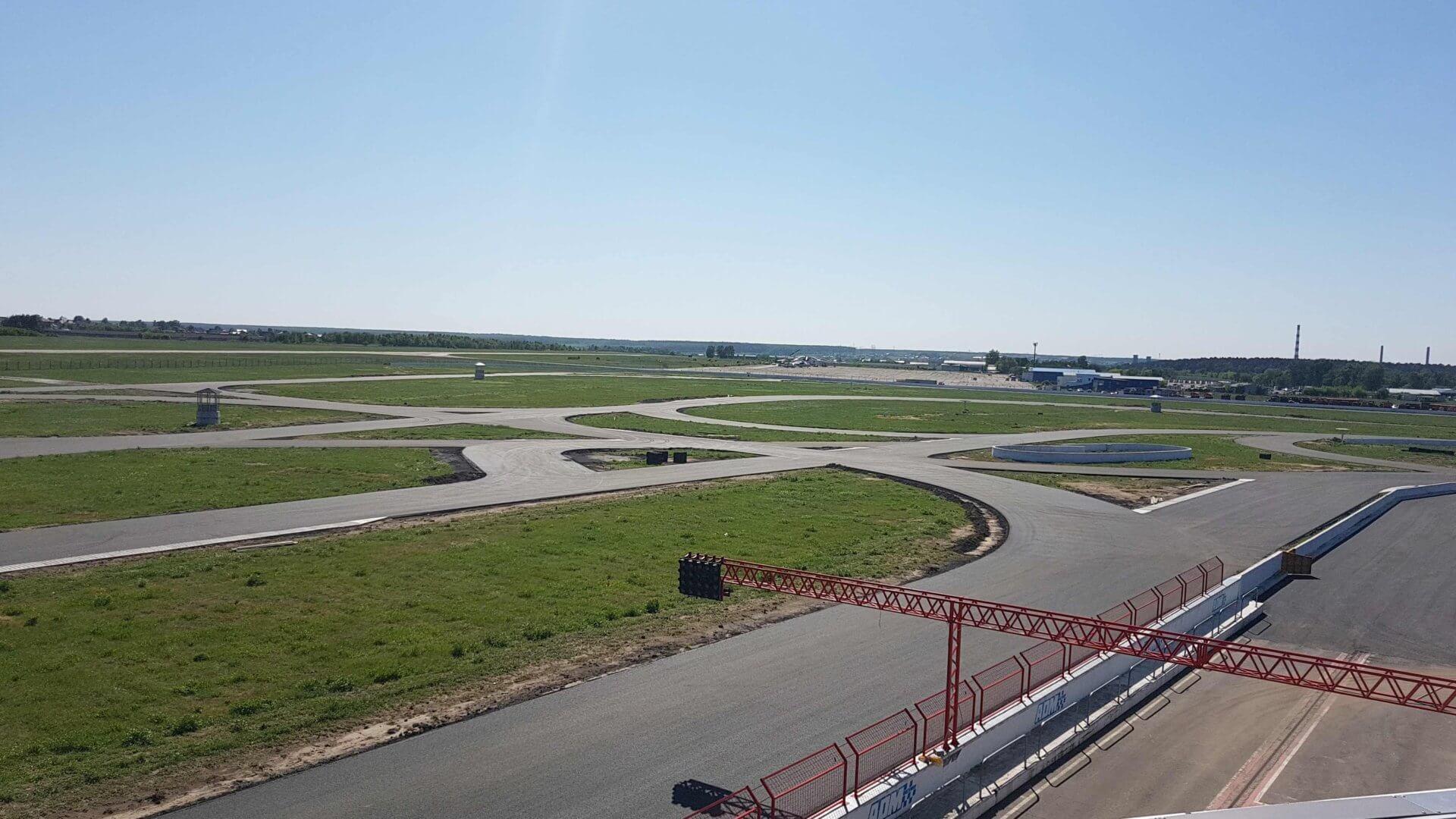 Трасса ADM Raceway успешно прошла инспекцию FIA!