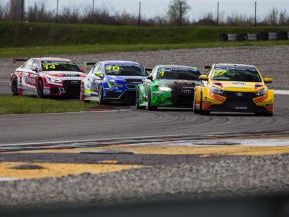 Утверждён регламент гонки «Трофей SMP Racing»