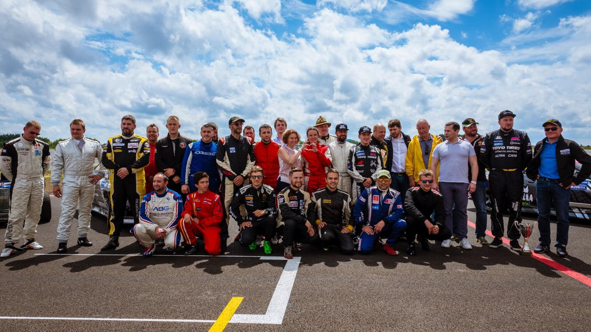 Открытие ADM Raceway 2018