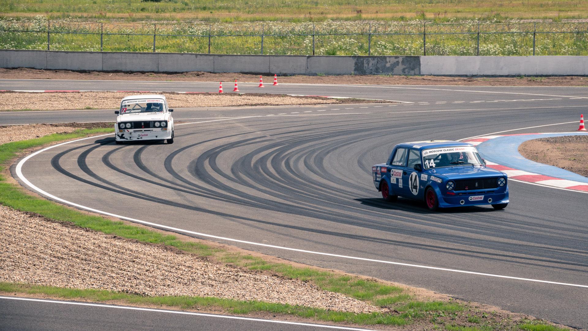 ADM Raceway снова примет соревнования по автогонкам