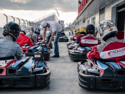 Регламент чемпионата и первенства МО по картингу 2019