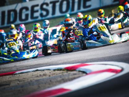 ADM Raceway примет чемпионат Московской области по картингу