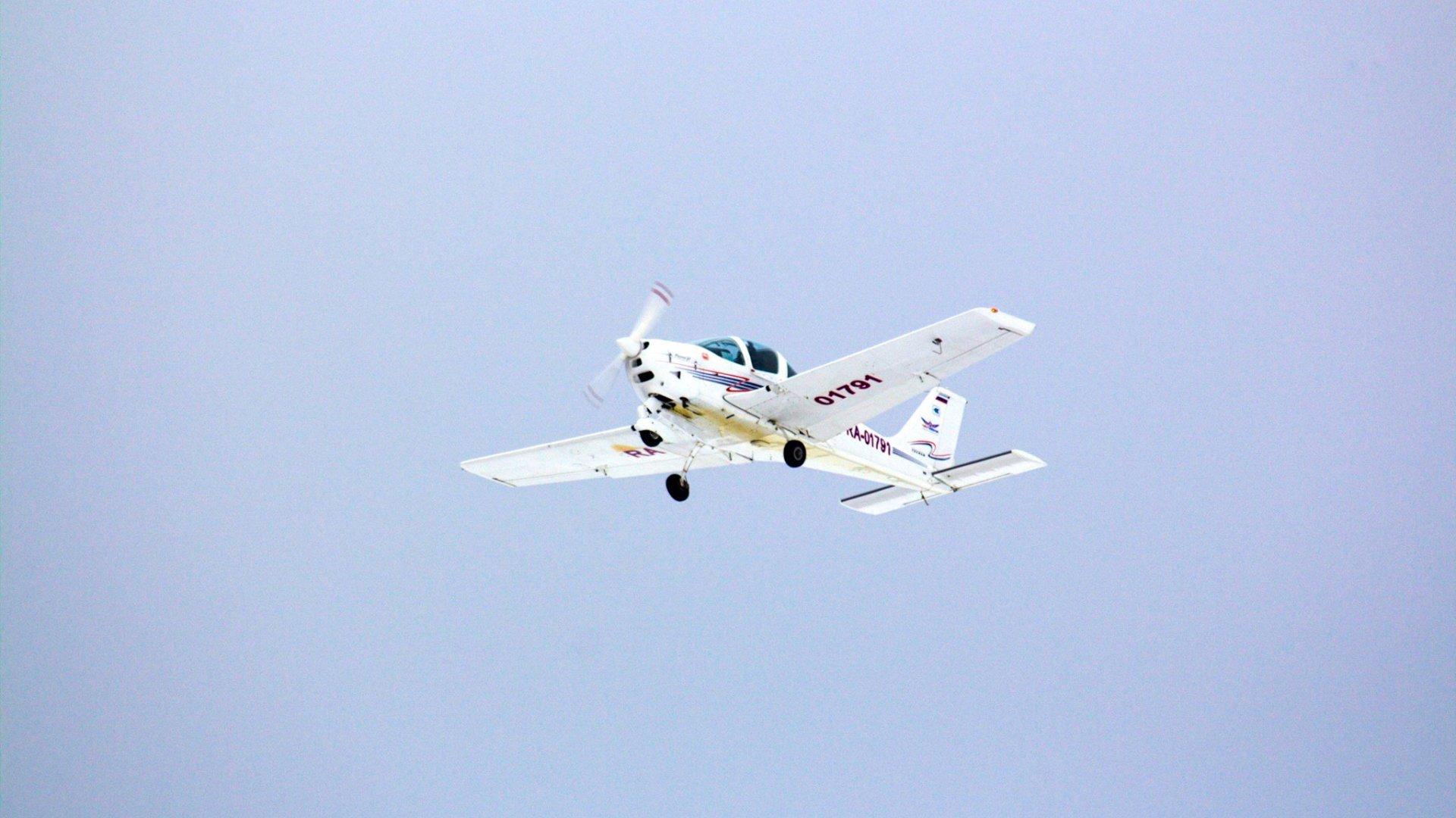 Список возможностей ADM Raceway пополнился авиауслугами