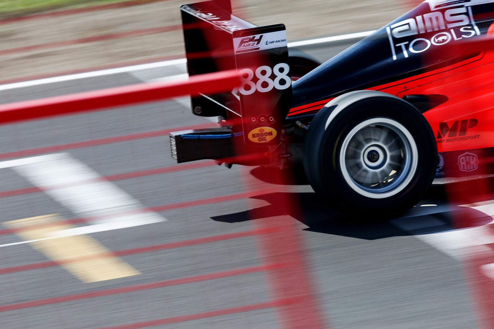 SMP Formula 4 на ADM Raceway