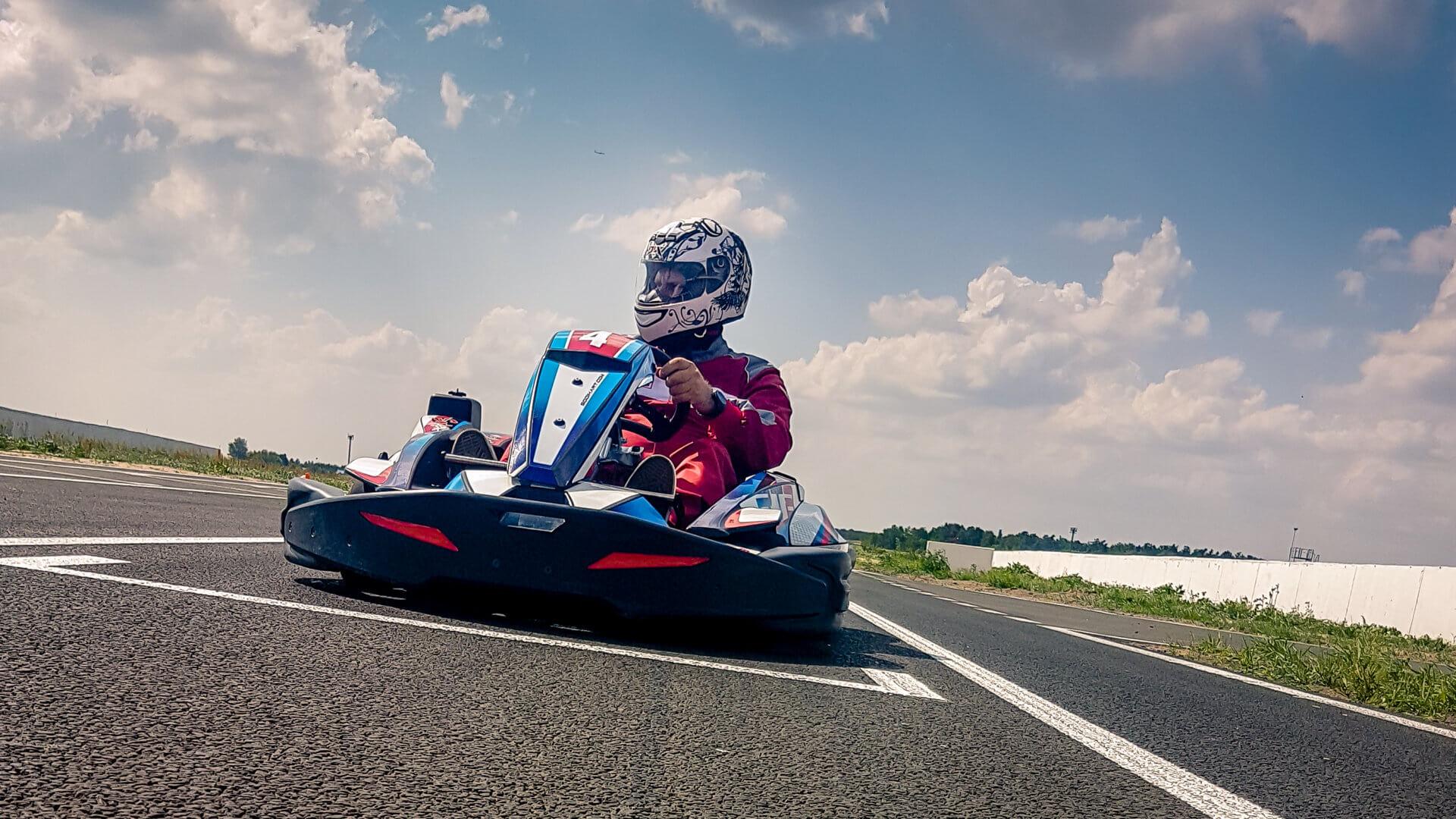 Кубок НАШЕго Радио по картингу на ADM Raceway