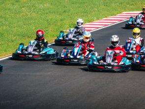 3 этап Кубка ADM Raceway по картингу
