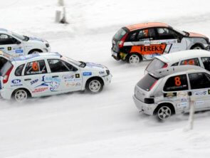 Опубликован Регламент 3 этапа Кубка России по ледовым гонкам