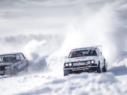 2 этап Чемпионата МО по ледовым гонкам перенесён!