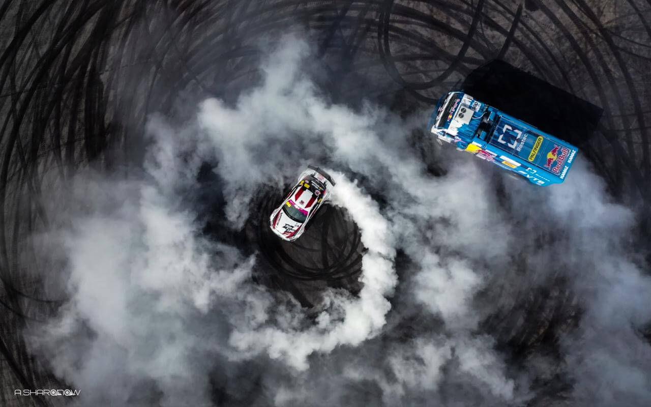 Открытие летнего сезона: Drift Expo Track Mode 2019