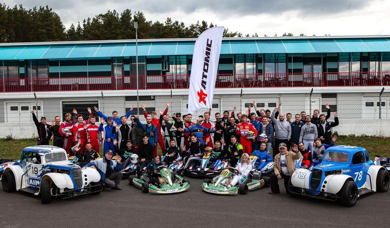 27 июня / 2-й этап AMKC на ADM Raceway